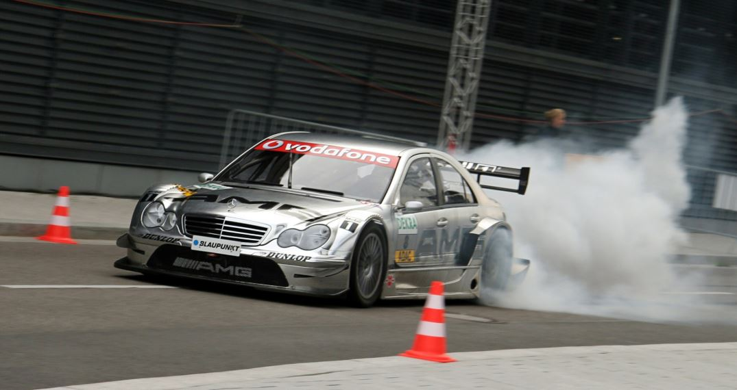 Only race cars should burnout.